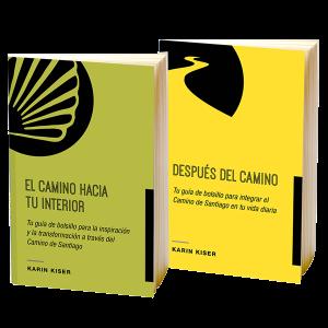 Conjunto de 2 libros: El camino hacia tu interior y Después del camino