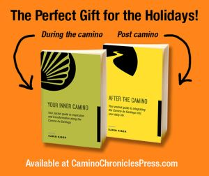 The Perfect Gift for the Holidays - Camino Chronicles Press