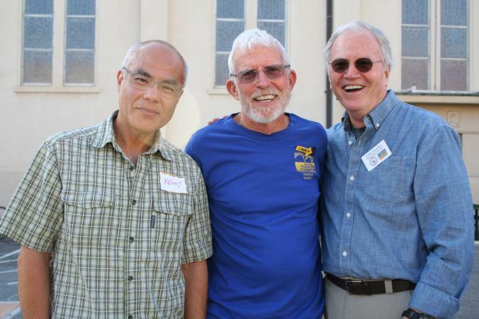 Kenny, Laurin, Emilio