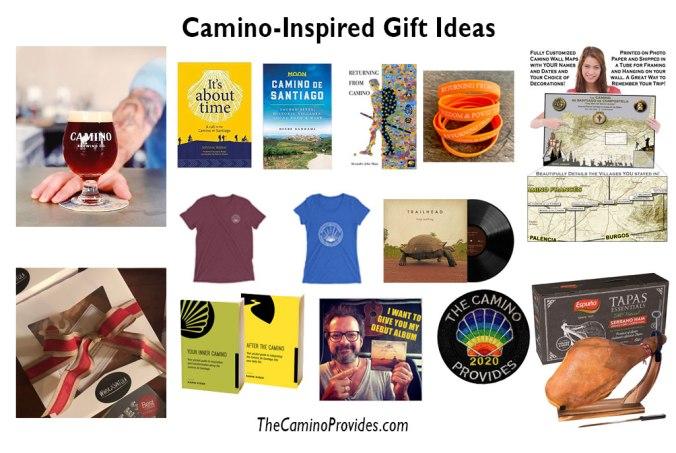 Camino Gift Ideas 2019