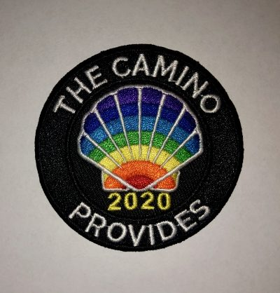 The Camino Provides 2020 Patch