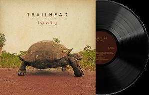 Vinyl Trailhead Keep Walking