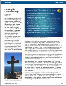 Counting My Camino Blessings - Page 10