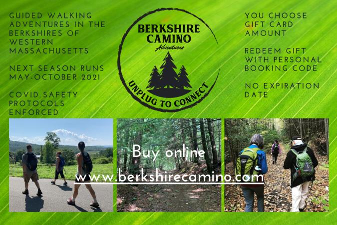 Berkshire Camino Gift Certificate PIP