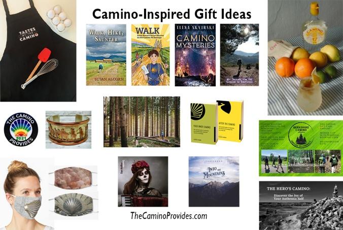 Camino Inspired Gift Ideas 2020